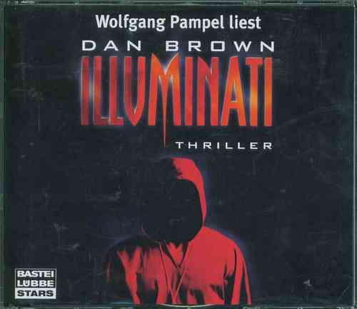 Dan Brown: Illuminati *** Hörbuch ***