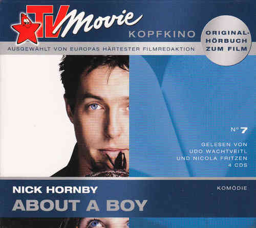 Nick Hornby: About a Boy *** Hörbuch ***