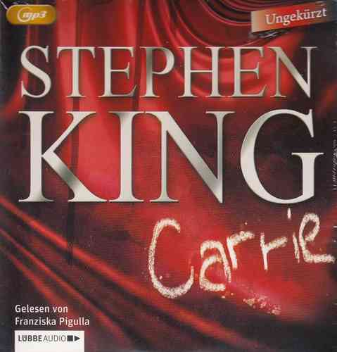 Stephen King: Carrie *** Hörbuch *** NEU *** OVP ***