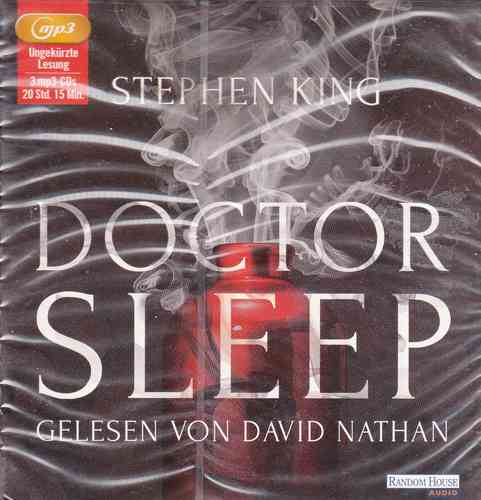 Stephen King: Doctor Sleep *** Hörbuch *** NEU *** OVP ***