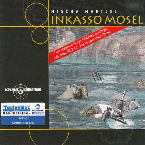 Mischa Martini: Inkasso Mosel *** Hörbuch ***
