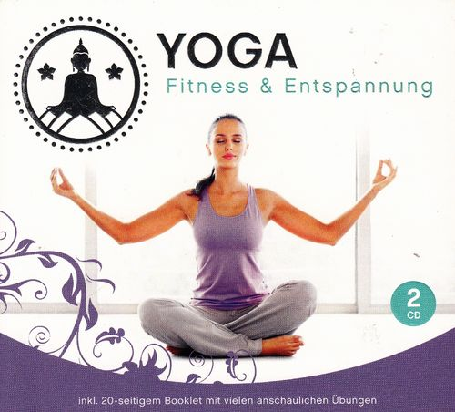 Yoga - Fitness & Entspannung - inkl. 20-seitigem Booklet