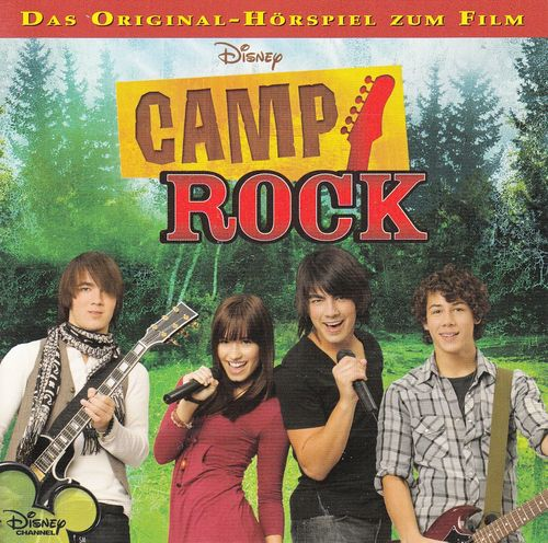 Camp Rock *** Hörspiel ***