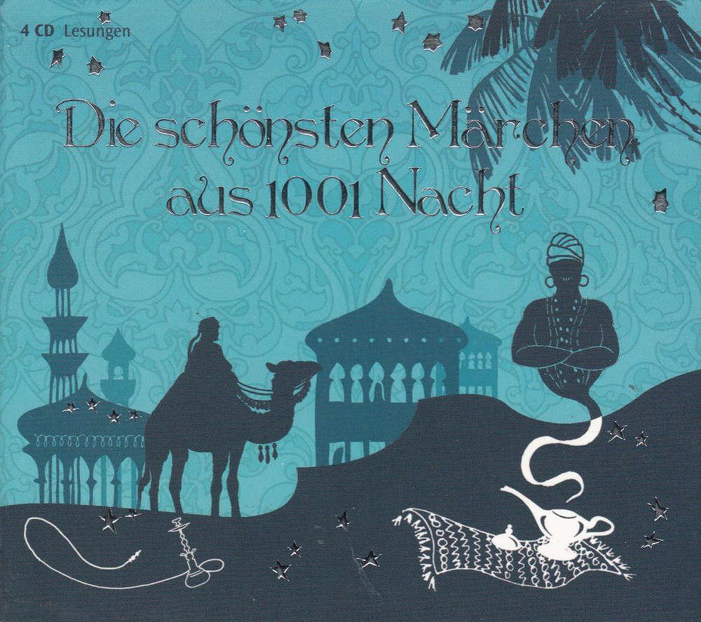 märchen 1001 nacht cd