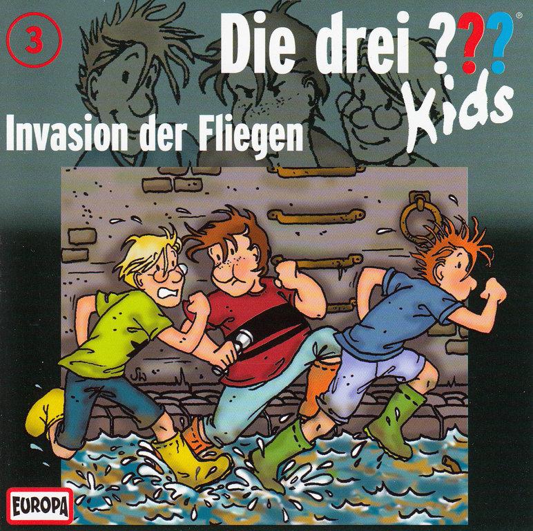 ulf blanck die drei fragezeichen kids band 3 invasion. Black Bedroom Furniture Sets. Home Design Ideas
