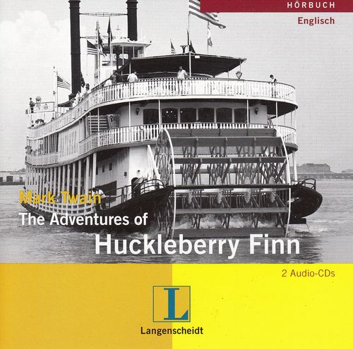 Mark Twain: The Adventures of Huckleberry Finn *** Hörbuch ***