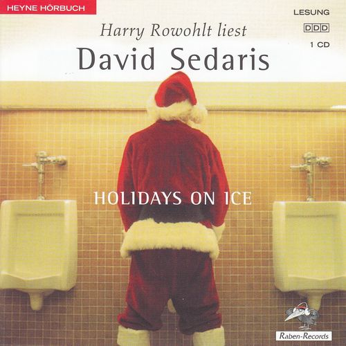 David Sedaris: Holidays on Ice *** Hörbuch *** NEUWERTIG ***