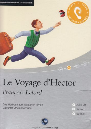 François Lelord: Le Voyage d'Hector *** Hörbuch *** NEU *** OVP ***