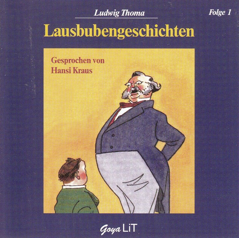 Ludwig Thomas Lausbubengeschichten