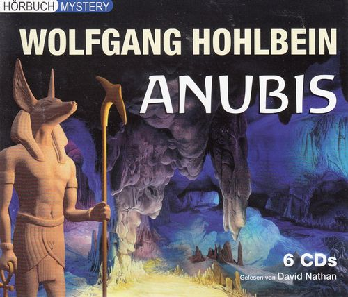 Wolfgang Hohlbein: Anubis *** Hörbuch ***