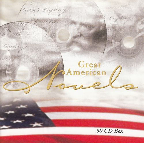 Great American Novels *** Hörbuch *** Audiobook *** 51 CDs ***