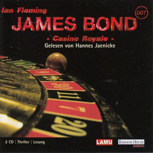 Ian Fleming: James Bond - Casino Royale *** Hörbuch ***