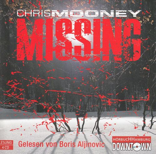 Chris Mooney: Missing *** Hörbuch ***