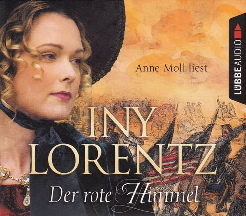 Iny Lorentz: Der rote Himmel *** Hörbuch ***