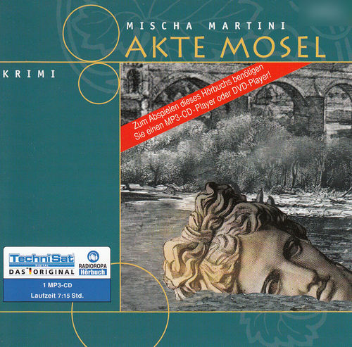 Mischa Martini: Akte Mosel *** Hörbuch ***