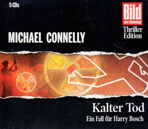 Michael Connelly: Kalter Tod - ein Harry Bosch Thriller *** Hörbuch ***
