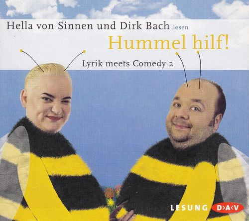 Hummel hilf! Lyrik meets Comedy 2