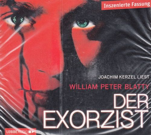 William Peter Blatty: Der Exorzist *** Hörbuch *** NEU *** OVP ***
