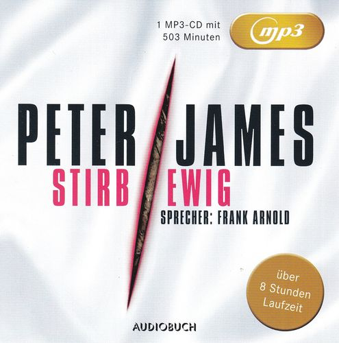 Peter James: Stirb ewig *** Hörbuch ***