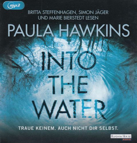 Paula Hawkins: Into The Water *** Hörbuch ***