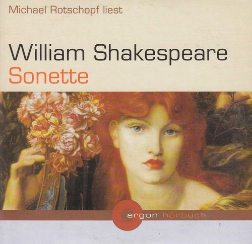 William Shakespeare: Sonette *** Hörbuch ***