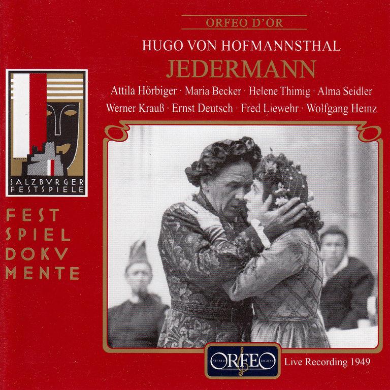 Hofmannsthal Jedermann