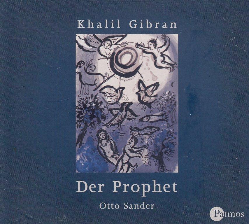 Khalil Gibran: Der Prophet *** Hörbuch