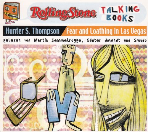 Hunter S. Thompson: Fear and Loathing in Las Vegas *** Hörbuch ***